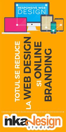 web design si servicii web profesionale